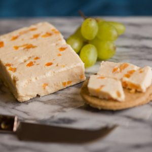 Greenfields Wensleydale & Apricot Cheese