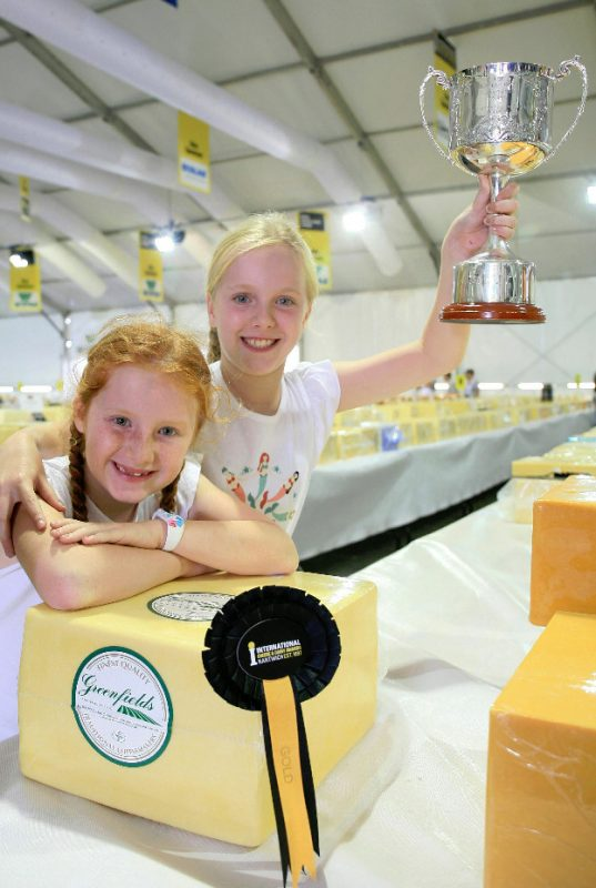 Award Winning Lancashire Cheese Makers